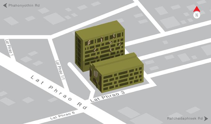 Clicksee Network Minimap