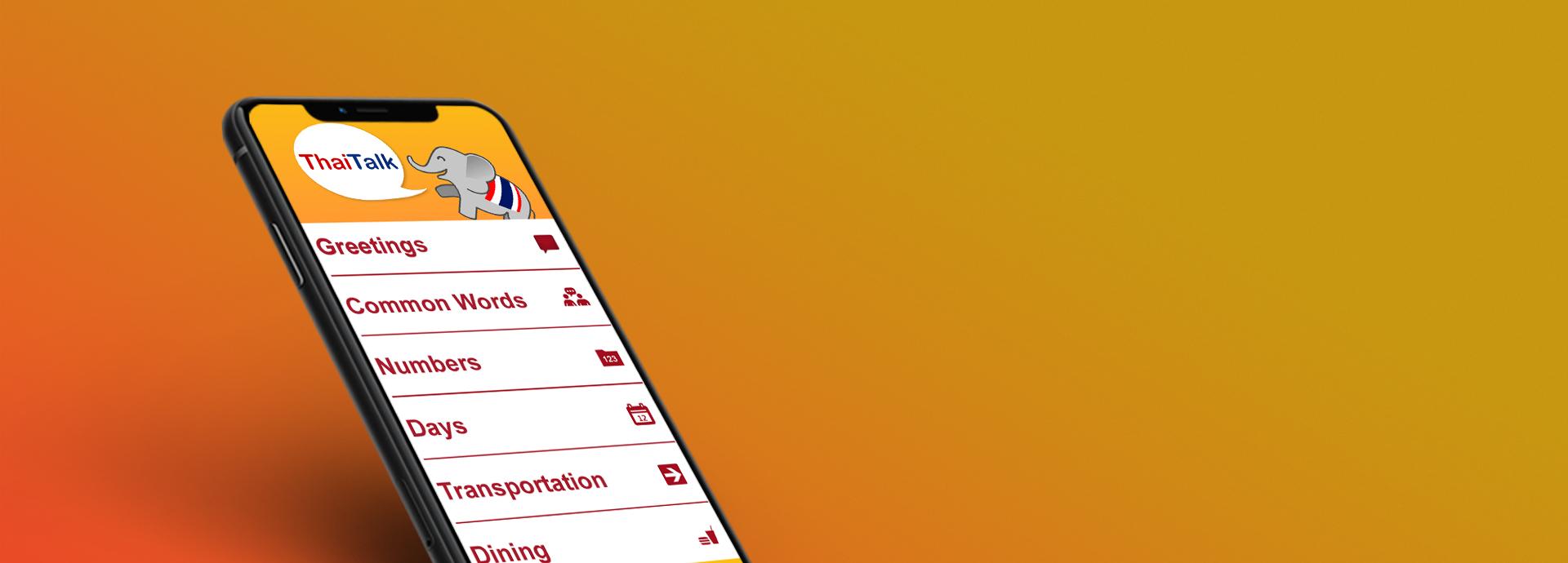 ThaiTalk (mobile application)