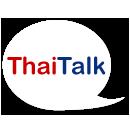 ThaiTalk (mobile application) Logo Mark